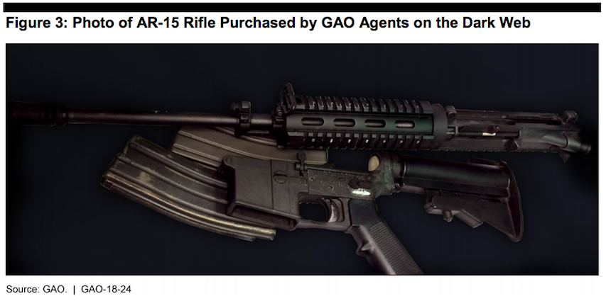 In Reviewing ATF, GAO Purchased Guns on Dark Web – Homeland